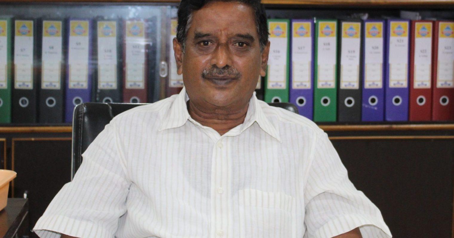 MBSV Prasad, correspondent